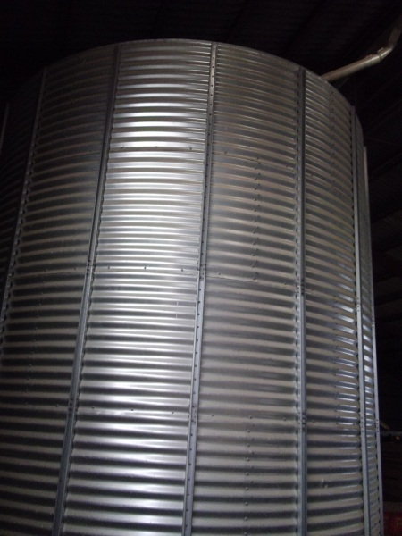 Thermostated Silo